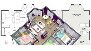 How To Make A Building Plan In Autocad by Create Professional Interior Design Drawings Online Roomsketcher