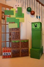 Minecraft Party Centerpieces by 17 Best Minecraft Inspired Party Ideas Images On Pinterest