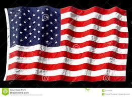 Waving American Flag American Flag Waving Usa Patriotic Background Stock Image Image
