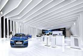 audi dealership design audi if world design guide