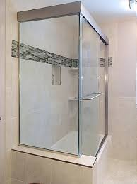 Corner Shower Glass Doors Sliding Shower Doors And Enclosures