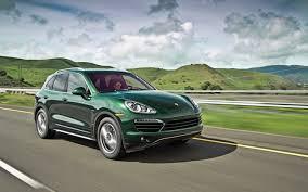 porsche cayenne fuel economy 2013 porsche cayenne reviews and rating motor trend