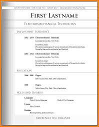curriculum vitae templates download 7 curriculum vitae form download resume language