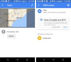 Google Maps Save Offline How To Avoid Bill Shock And Save Mobile Data On Android