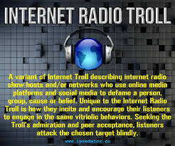 Seeking Troll Lnm Radio Network Michael Vara Radio Trolls