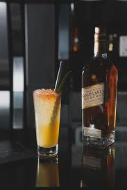fruity cocktail recipes with johnnie walker scotch whiskey