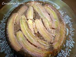 cuisiner banane gâteau vietnamien à la banane cuisiner avec ses 5 sens