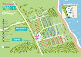 Six Flags New England Park Map Warden Springs Caravan Park Warden Springs Caravan Park Isle Of