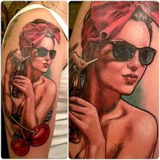 tons of pin up tattoos to your mind tattoos beautiful