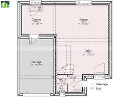 plan maison etage 3 chambres plan de maison en l avec etage plan ct plan du tage maison