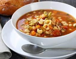 cuisine italienne recettes minestrone à l italienne recettes de cuisine italienne
