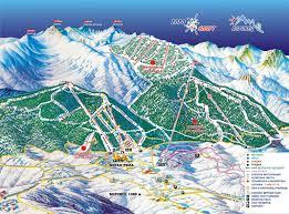 Map Of Utah Ski Resorts by Borovets Piste Map U2013 Free Downloadable Piste Maps