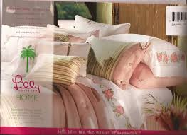 bedroom scarlet begonias percale lilly pulitzer bedding for