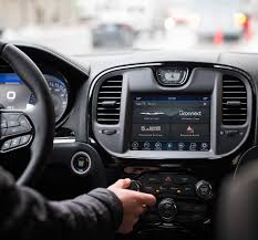 uconnect systems for chrysler fiat jeep dodge and ram trucks