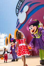 celebrate halloween on the high seas with disney cruise line this