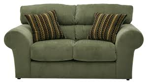 Transitional Sofas Furniture Fabric Transitional Sofa U0026 Loveseat Set W Options