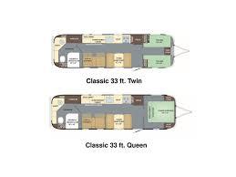 Airstream Travel Trailers Floor Plans by 2018 Airstream Classic 33 Grand Rapids Mi Rvtrader Com