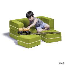 Small Folding Bed Living Room Folding Foam Loveseat Tween Sleeper Chair Zip Line