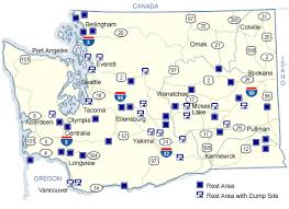 rest area finder safety rest area locations wsdot