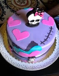 playing with fondant u2013 a monster high cake savor good food