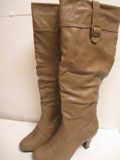 womens size 11 knee high boots rage knee high boots s size 11 ebay