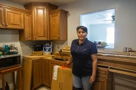 home depot kitchen cabinets clearance home depot kitchen remodel turns into 6 month ordeal for