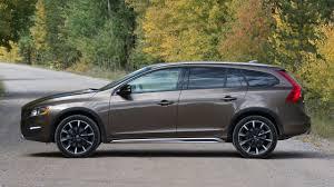 volvo minivan review 2017 volvo v60 cross country