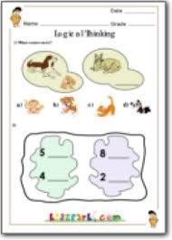 logical thinking for grade 1 cbse class 1 math worksheets