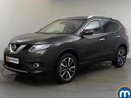 suv nissan used nissan x trail cars for sale motors co uk