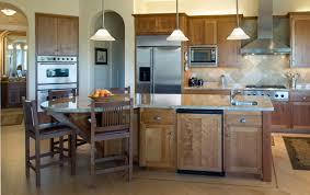 kitchen small galley with island floor plans deck bath modern
