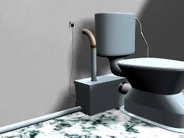 bathroom saniflo toilet sfa pump upflush toilet lowes
