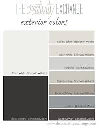 39 best images about exterior colors on pinterest paint colors