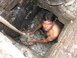 to end all forms of manual scavenging laws must be better implemented
