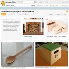 Woodworking Plans For Beginners by Woodworking Projects For Beginners Pearltrees