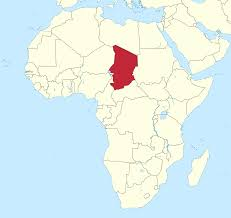 Map Of Africa With Countries by File Chad In Africa Mini Map Rivers Svg Wikimedia Commons