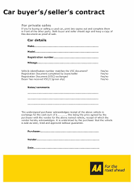 10 Vendor Agreement Templates Free 42 Printable Vehicle Purchase Agreement Templates Template Lab