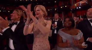 Clapping Meme - the practical reason nicole kidman clapped like a seal at the