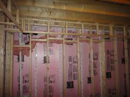 Spray Insulation For Basement Walls How To Fireblock Framing How To Guides Page 12 Diy Chatroom