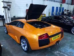 Lamborghini Murcielago Orange - it cost 480 000 to run this 260 000 mile lamborghini murcielago