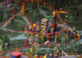 photos disney world unveils toy story land model disney diary