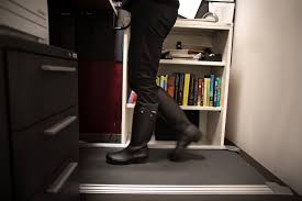 Treadmill Desk Weight Loss Sure Use A Treadmill Desk U2014 But You Still Need To Exercise