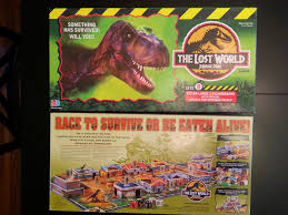the lost world jurassic park the lost world jurassic park a board game a day