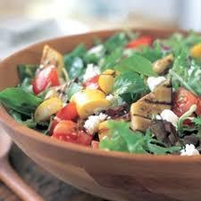 Garden Vegetable Salad by Grilled Summer Vegetable Salad Williams Sonoma