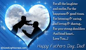 fathers day messages status sms quotes in