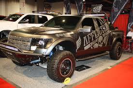 Raptor Ford Truck 2011 - affliction ford raptor sema 2011 drivingscene