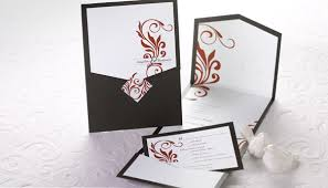 Pocket Wedding Invites Grand Debut 2 Pocket Wedding Invitation Types Truly Engaging