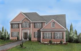 Colonial Homes Stone Ridge Heights New Homes Melrose Ma