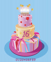 vintage birthday invitation template free vector download 19 481