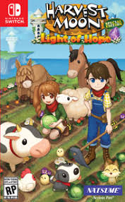harvest moon harvest moon light of hope special edition for nintendo switch