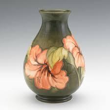 Moorcroft Clematis Vase Moorcroft Aspire Auctions